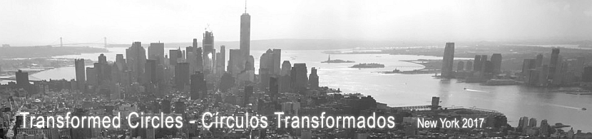 Transformed Circlrs goes NYC / Support by click
